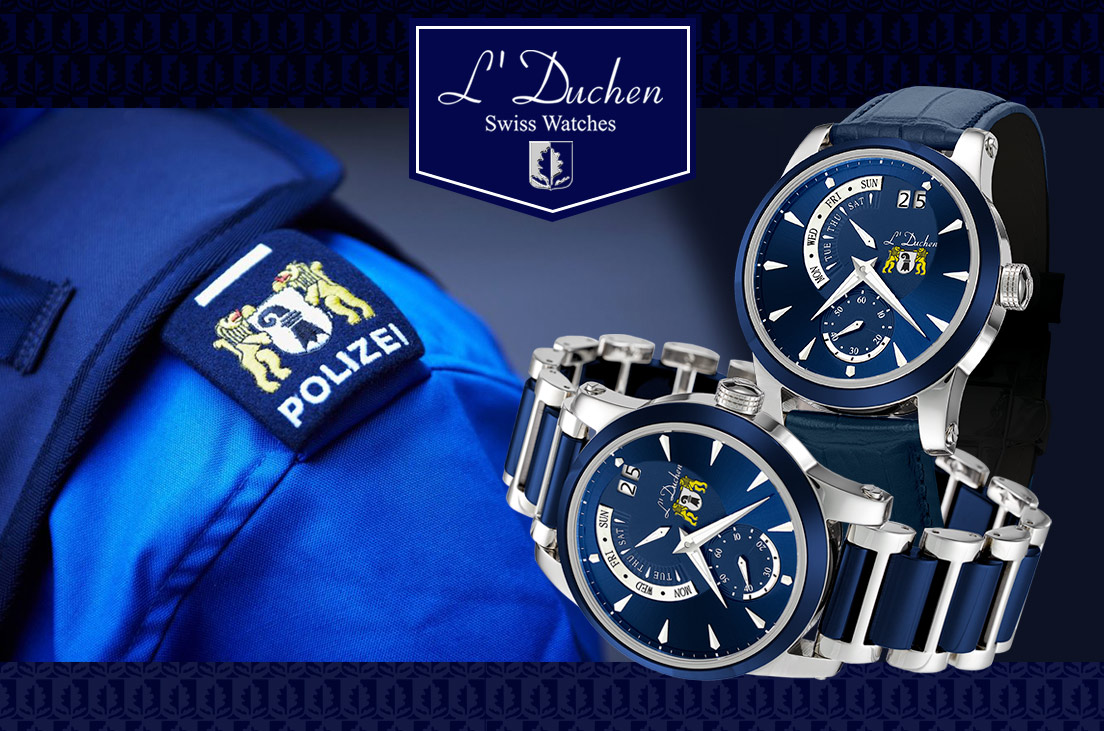 L`Duchen Basel Police limited Edition