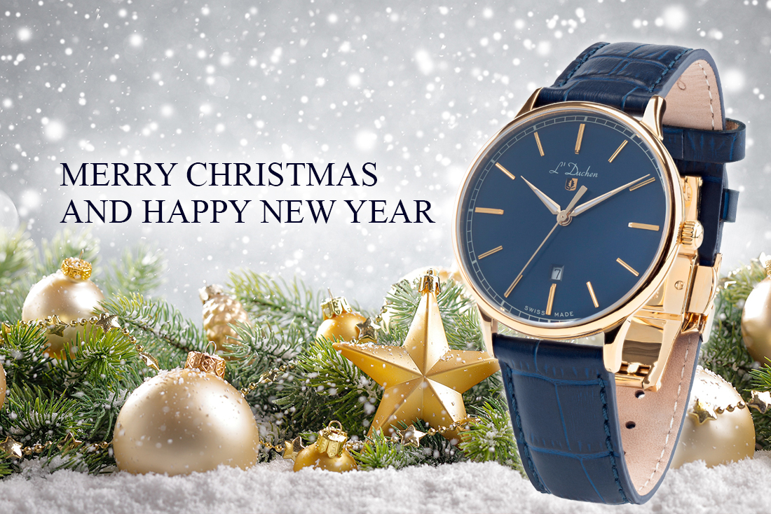 Best wishes from L'Duchen Montres SA